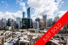 West End VW / Heart of Downtown  concrete condo hirise for sale: The Sterling 2 bedroom 900 sq.ft. (Listed 2017-06-19)