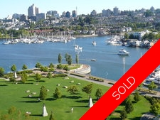 False Creek North condo waterfront master planned community for sale:  2 bedroom 1,089 sq.ft. (Listed 2010-03-18)