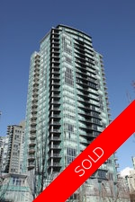 Yaletown concrete condo hirise for sale: The Waterford  2 bedroom 1,075 sq.ft. (Listed 2012-03-15)